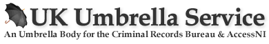 CRB checks – UK Umbrella Service